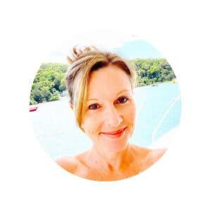 Image of a female outside Julie Carlye Profile