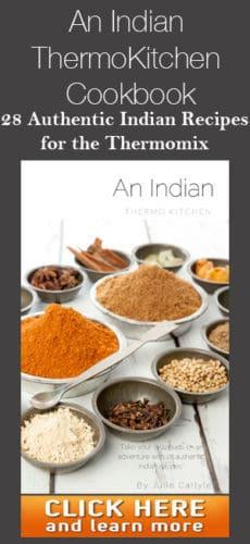 Indian ThermoKitchen Cookbook
