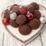 Heart Rum Balls