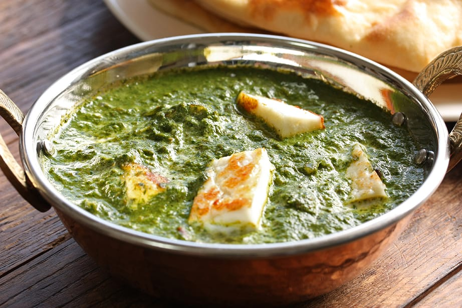 Thermomix Palak Paneer Indian Cooking Class Thermokitchen