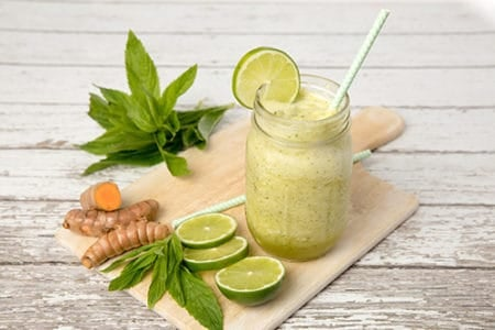 Pineapple Detox Smoothie