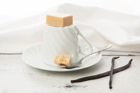 Milko Thermomix Vanilla Fudge
