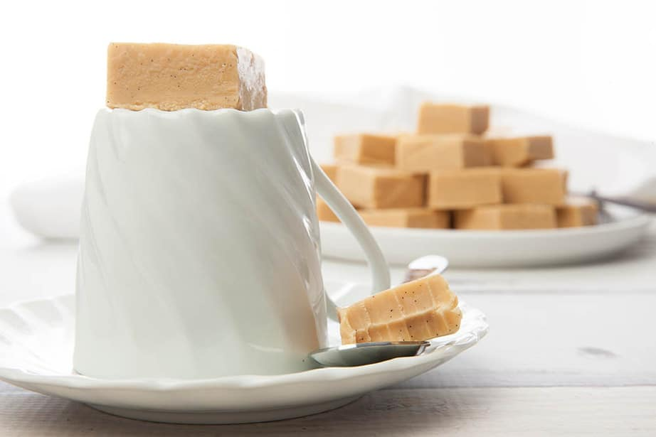 Simple Thermomix Vanilla Fudge