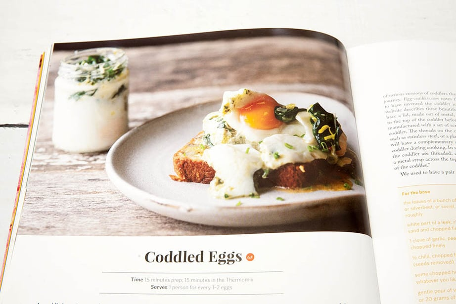 TMIX Subscription - Coddled Eggs