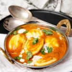 Indian Kerala Egg Curry