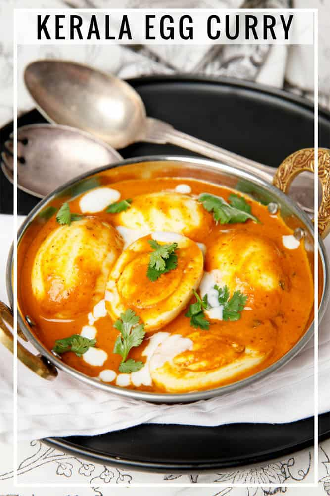 Easy Thermomix Egg Curry (Kerala Egg Curry) Such a simple & authentic curry recipe, the Thermomix does all the work!