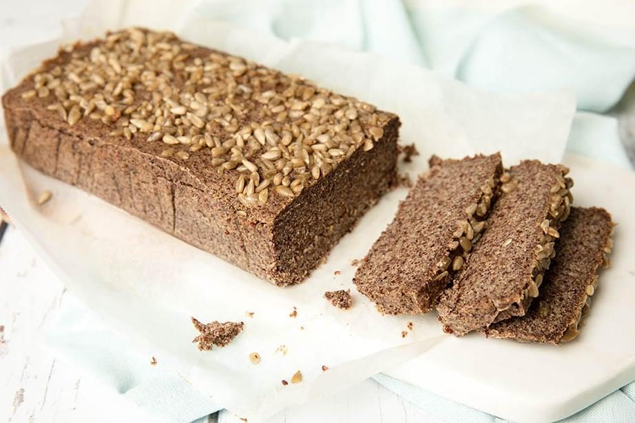 GF Quinoa Chia Bread