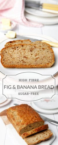 Fig Banana Bread Recipe PIN ME