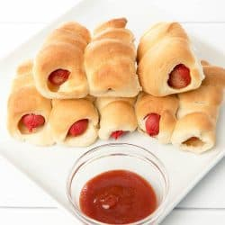 Lunchbox Mini Hotdogs in Thermomix