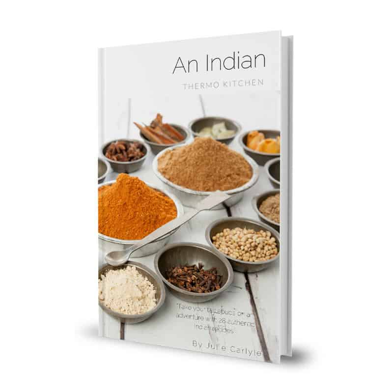 An Indian Thermokitchen Cookbook