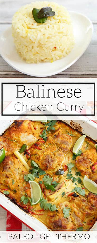 Balinese Chicken Curry - Pin ME