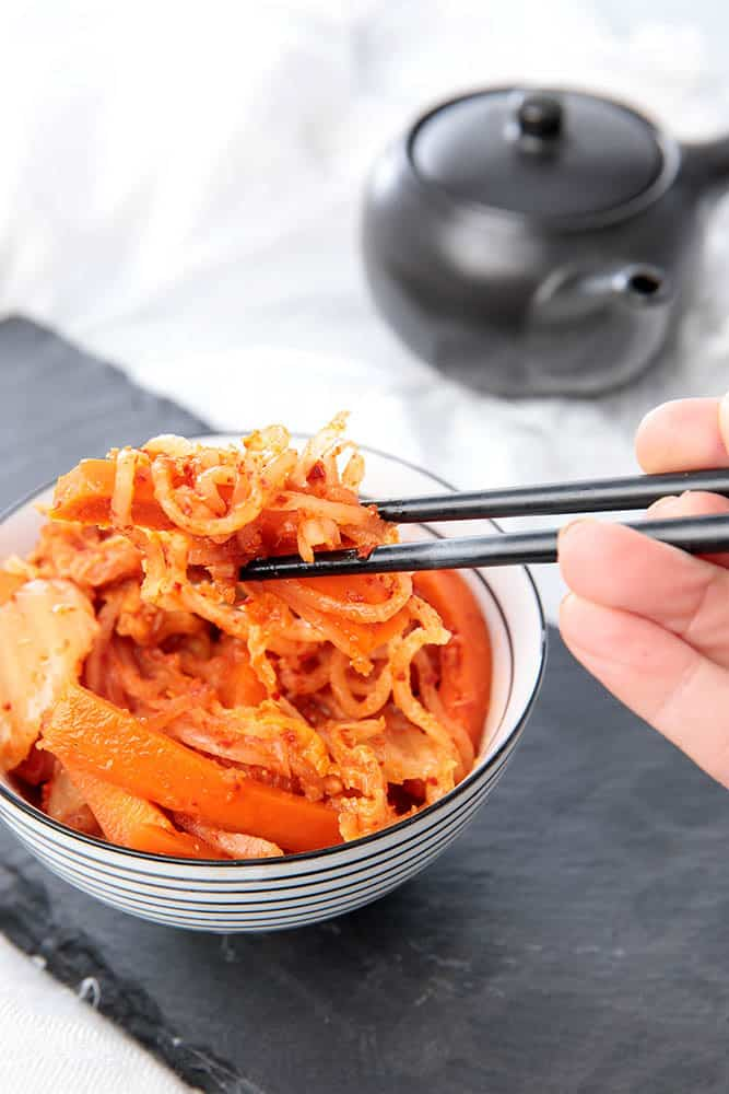 Easy Thermomix Kimchi