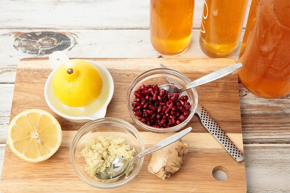 How to Flavour Kombucha Tea