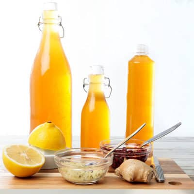 Kombucha Tea Flavourings Profile