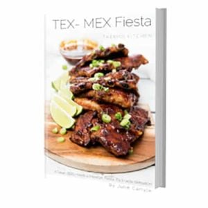 Tex-Mex Thermomix Fiesta Cookbook