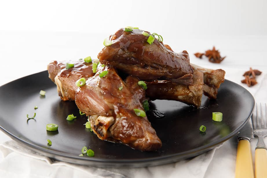 Lamb Shanks Thermomix Style