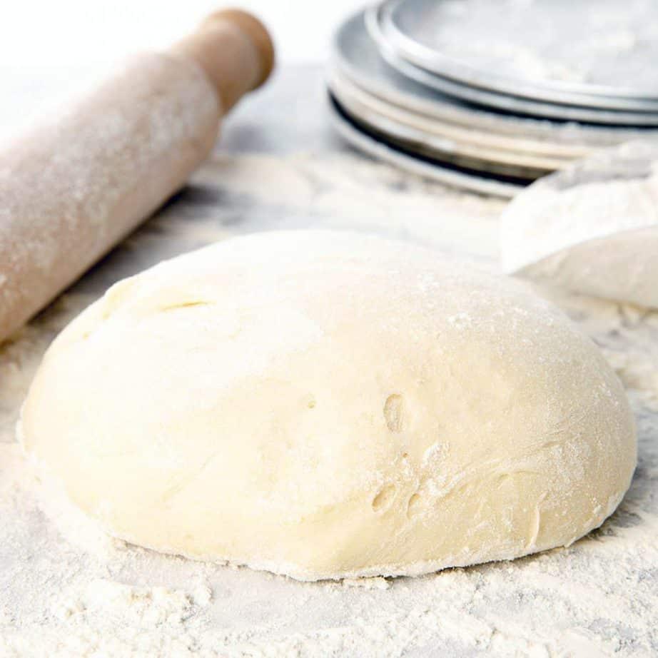 Making Thermomix Pizza Dough