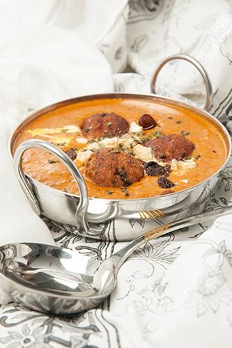 Vegetarian Thermomix Malai Kofta Curry