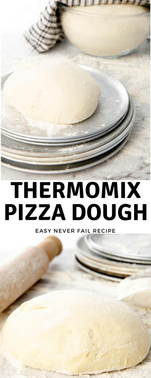 Thermomix Pizza Dough PIN