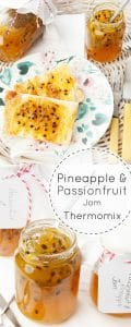 Passionfruit Jam Recipe - Pin for later