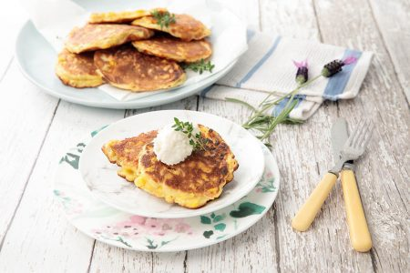 Thermomix Corn Fritter Recipe
