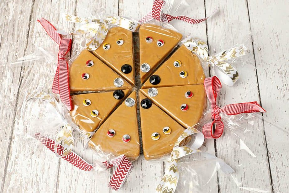 Reindeer Fudge - A gift from the Kitchen