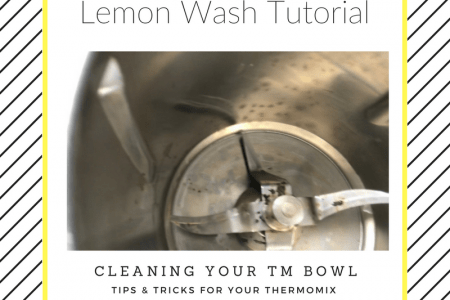 Cleaning Your TM Bowl