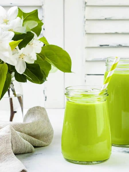 Simple Express Breakfast Green Smoothie