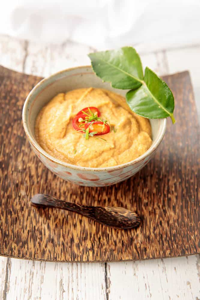 Thermomix Asian Peanut Sauce