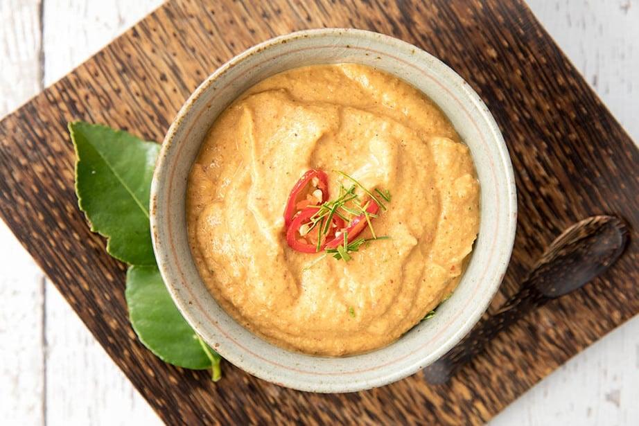 Thermomix Satay Sauce