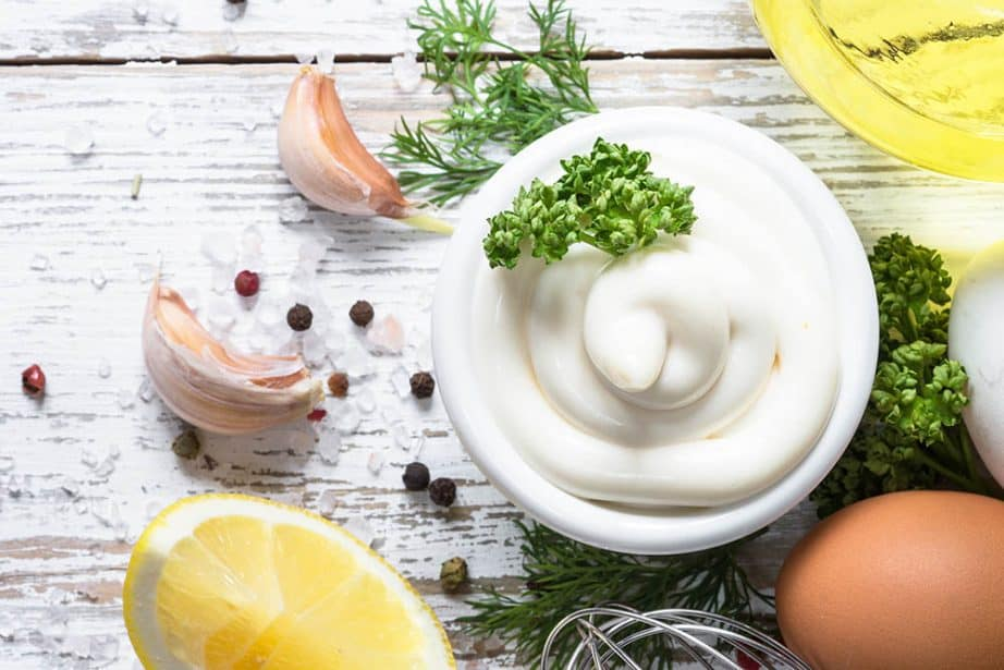 Thermomix Mayonnaise