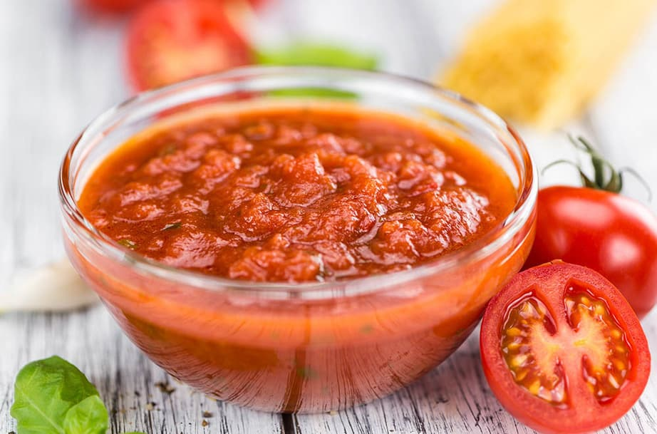 Homemade Tomato Pasta Sauce