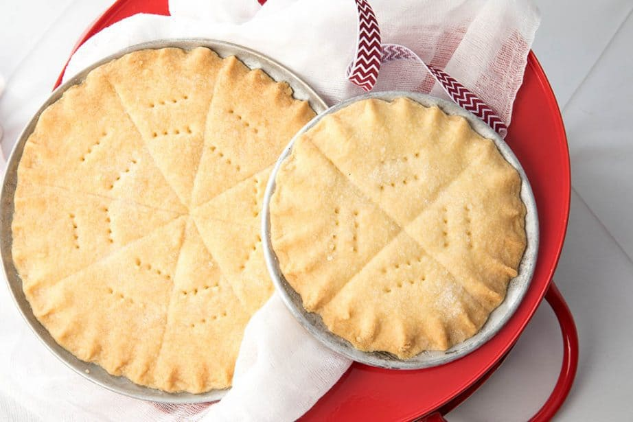 Thermomix Shortbread