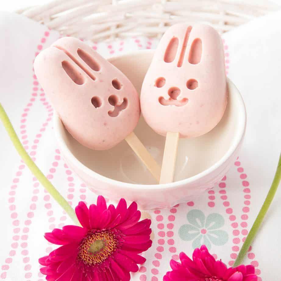 Bunny Popsicles