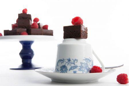 Chocolate Nutella Brownie Fudge