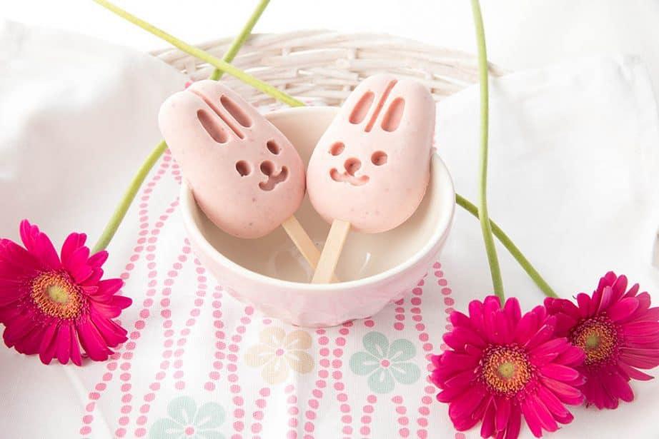 Strawberry Cream Ice Cream