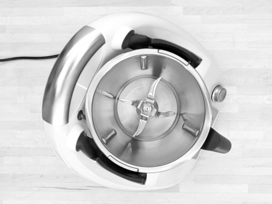 Thermomix Black and White