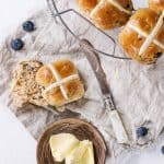 Thermomix Hot Cross Buns