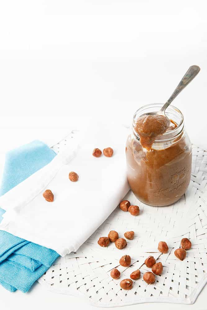 Chocolate & Hazelnut Spread Recipe