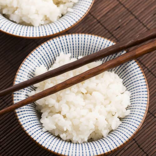 Basic Sushi Rice Thermomix Recipe Thermokitchen