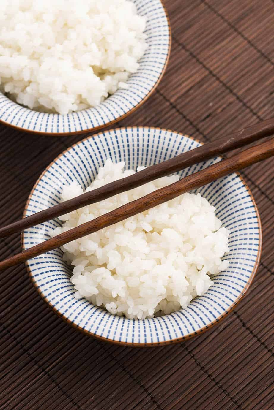 Basic Sushi Rice Thermomix Recipe