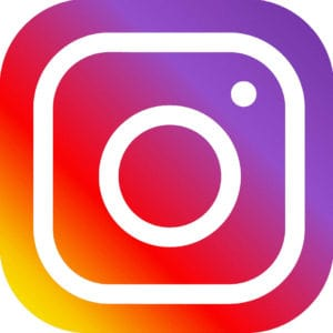 Instagram logo for Instagram feed page
