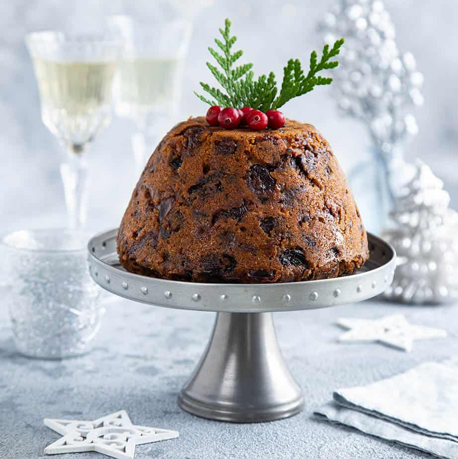 Best Thermomix Christmas Pudding Recipe