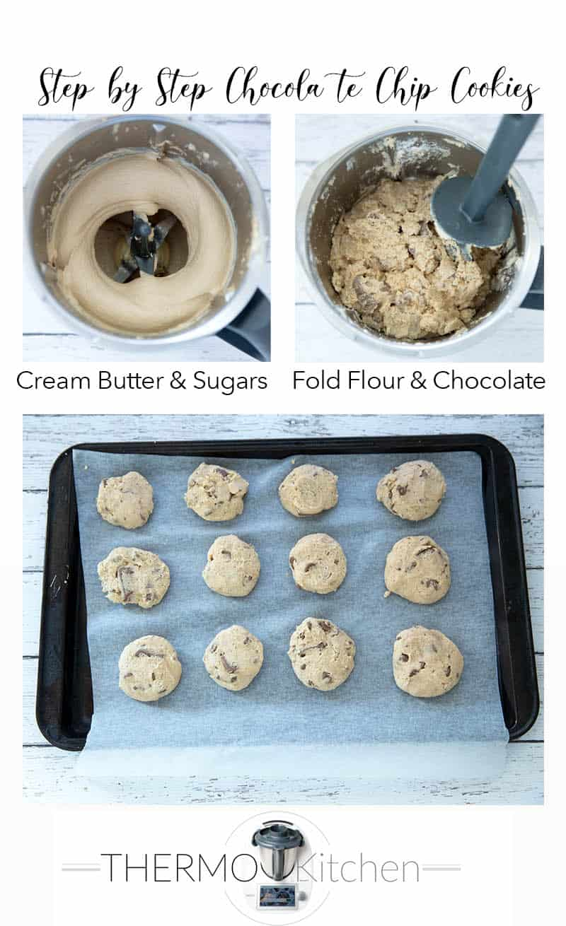 # images showing how to make the cookies at each stage