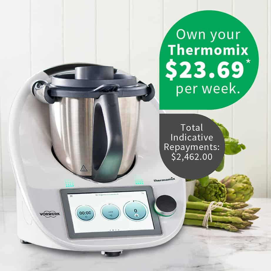 Thermomix Zip pay flier