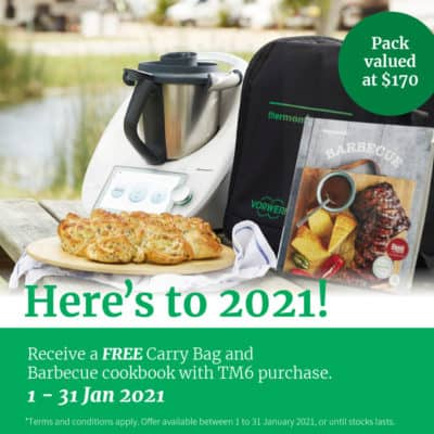 Thermomix Gift with Purchase BBQ