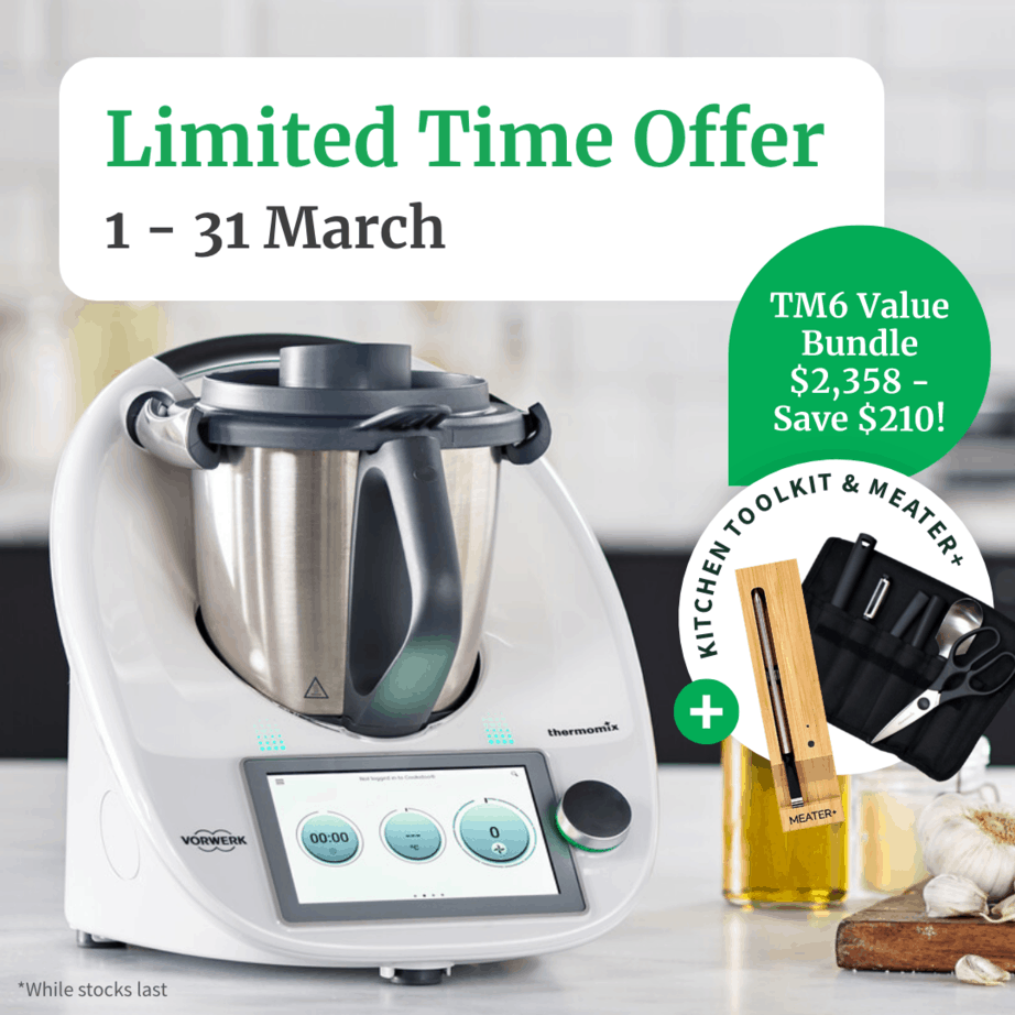 Thermomix pictures with the March 2021 bundle offer