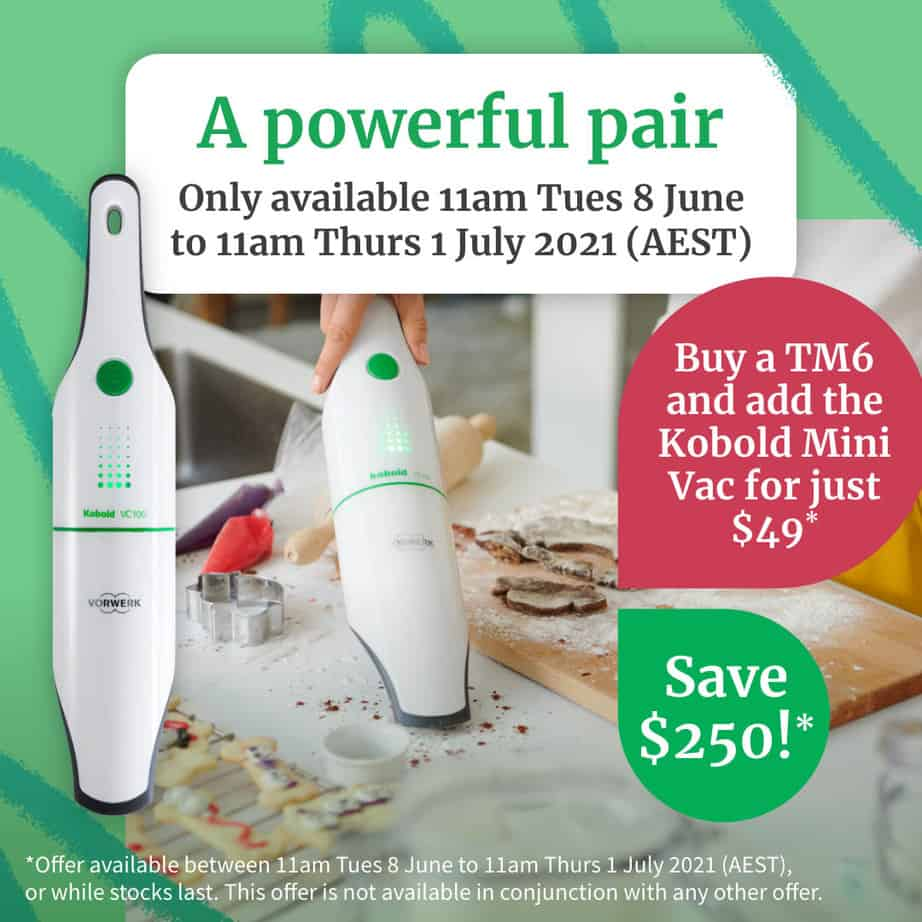 Image of Thermomix June 21 Vac offer